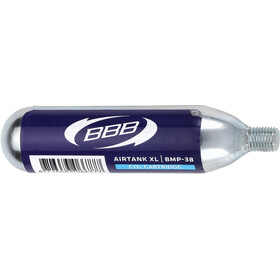 BBB Airtank XL BMP-38 CO2 Cartige 25g blau
